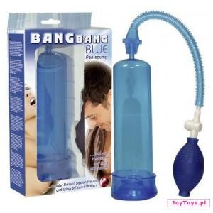 Pompka Bang Bang - UNIW. - niebieski
