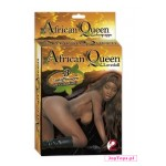 Lalka dmuchana African Queen - ORI.