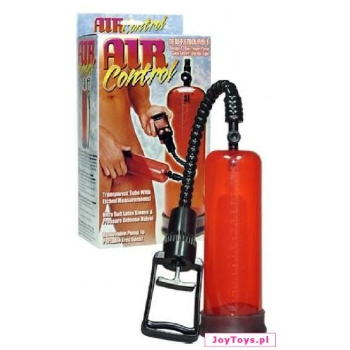 Pompka erekcji - Air Control Penis Pump