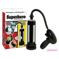 Pompka erekcji Super Hero -