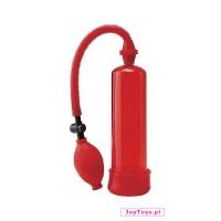 Pompka Pump Worx Beginners Power Pump, Czarna/Fioletowa/Czerwona -