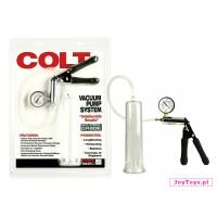 Pompka do penisa COLT Vacuum Pump System - UNIW.