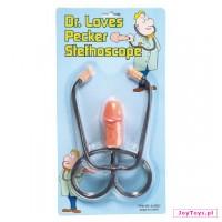 Dr Loves stetoskop - UNIW.
