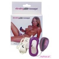 Masażer łechtaczki Vibrating Clit Massager - UNIW.cm