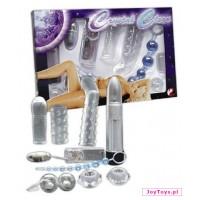 Zestaw Crystal Clear - UNIW.