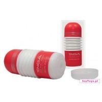 Masturbator w tubie Rolling Head Cup soft - 16cm