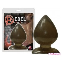 Korek analny Rebel Big Plug - 13cm