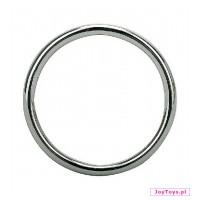 Pierścień metalowy Cockring - 4cm