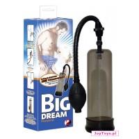 Pompka próżniowa Big Dream Penis pump - 21cm